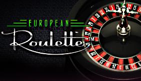 European Roulette bonus zdarma