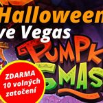 Halloween ve Vegas Tipsport