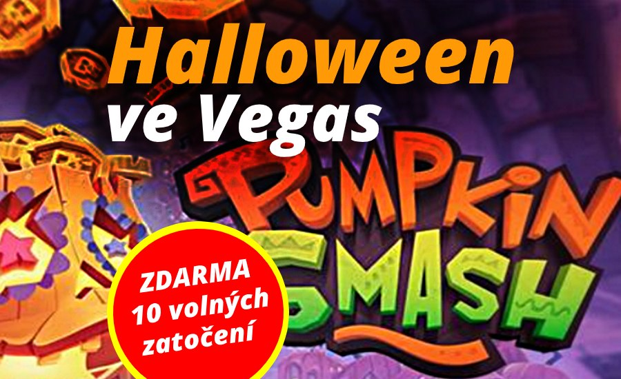 Halloween ve Vegas Tipsport