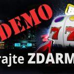 Casino automaty demo verze zdarma