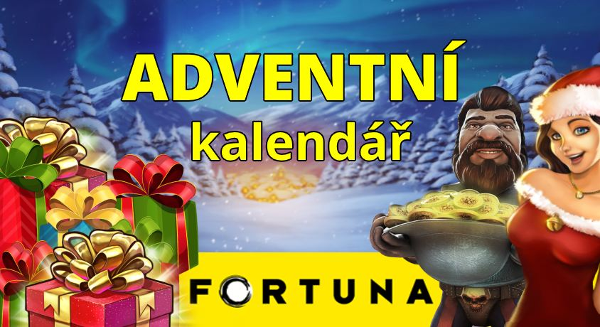 Fortuna Casino Adventní Kalendář