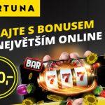 Fortuna casino bonus 500 Kč
