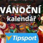 Vánoční kalendář Tipsport Vegas