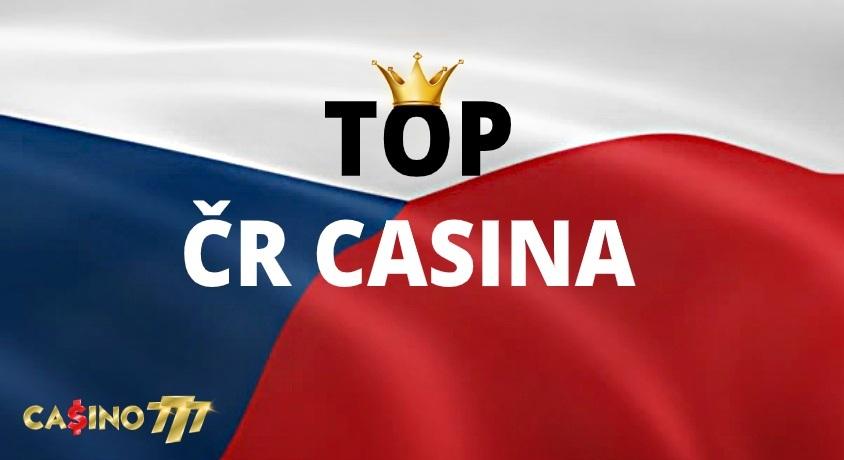 TOP ČESKÁ CASINA 2020