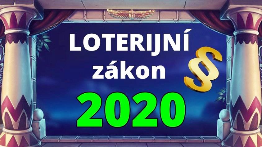 loterijní zákon ČR