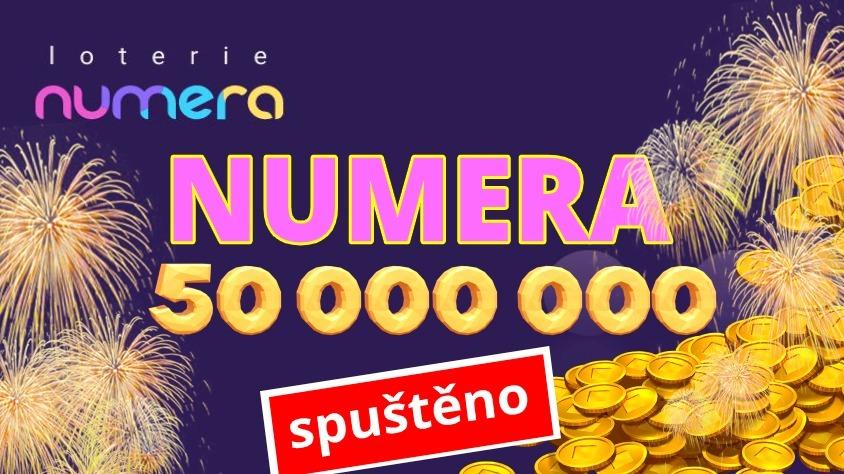 jak hrat numera loterie navod