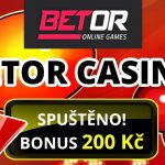 Betor Casino Recenze a Betor Bonus