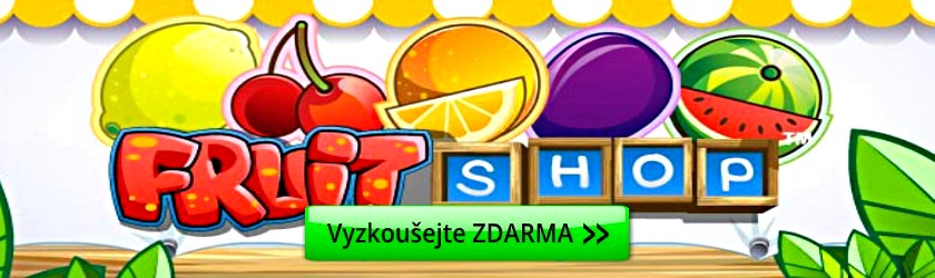 fruit shop online automat zdarma