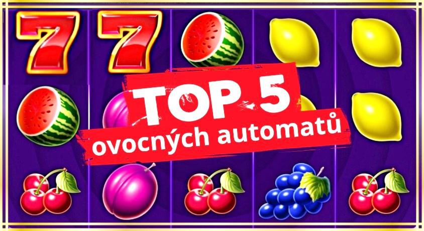 Ovocné online automaty