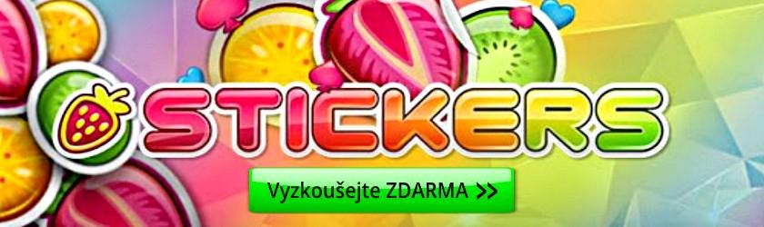 Stickers online automat zdarma