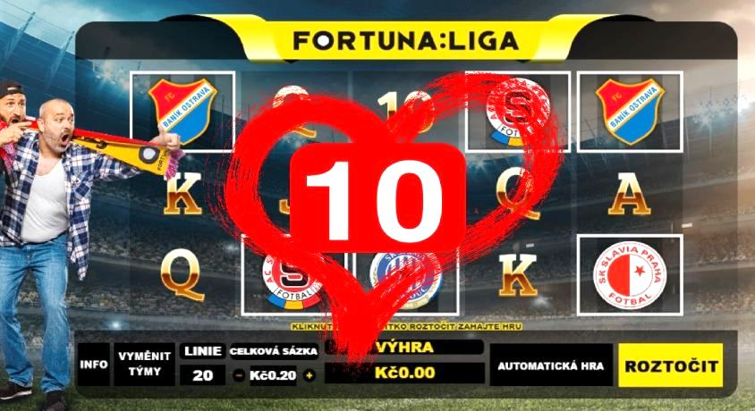 Fortuna:liga online automat