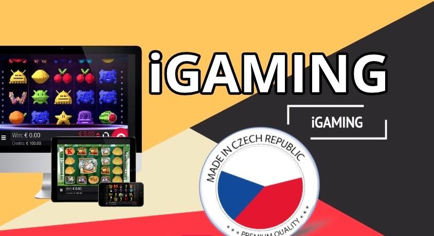 e-gaming automaty z česka