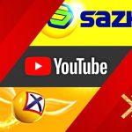 Sazka Youtube video