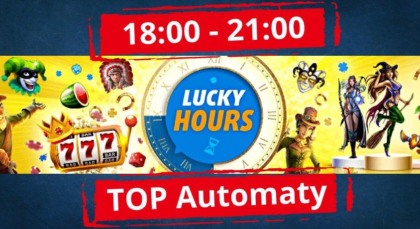 lucky hours Tipsport Casino
