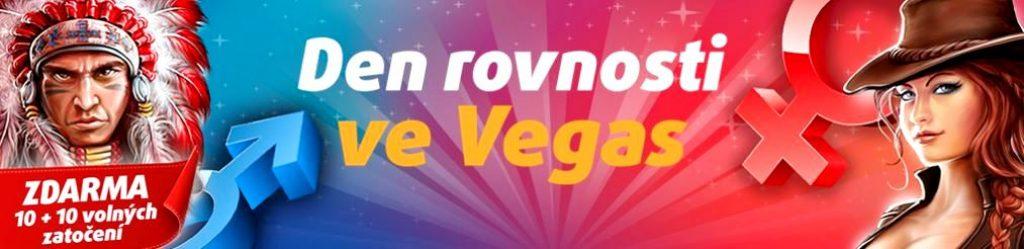 den rovnosti Tipsport casino