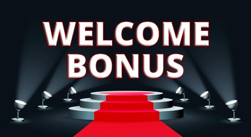 welcome casino bonus