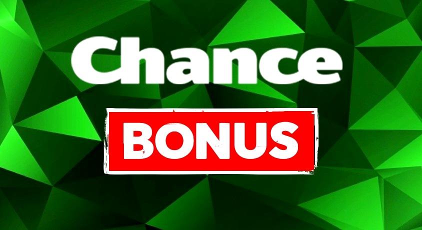 Chance bonus promo kód