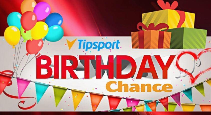 Tipsport Casino a Chance Casino narozeniny