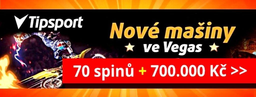 Tipsport vegas bonus casino free spiny
