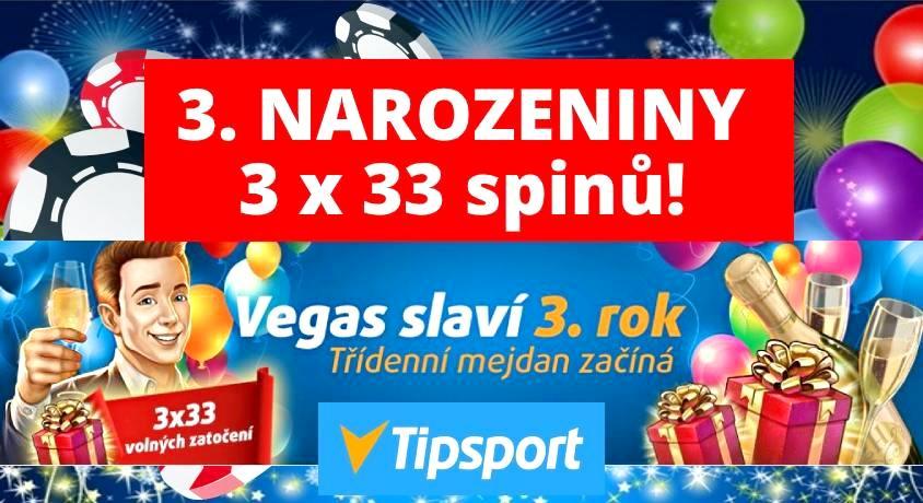 narozeninový bonus casino