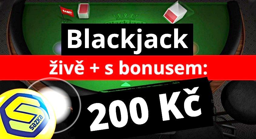 blackjack multi živě online