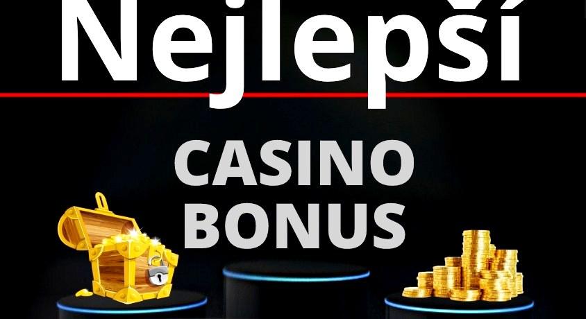 nejlepší casino bonusy