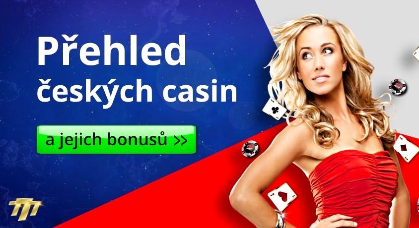 online casino bonus bez vkladu pro české hráče
