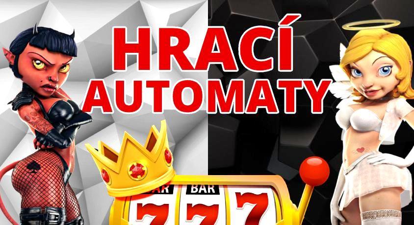 hrací automaty online casino zdarma
