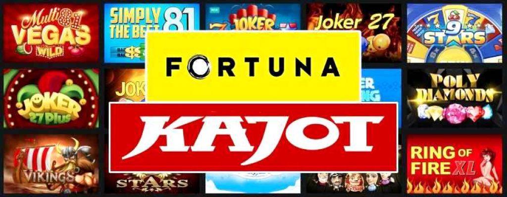 Fortuna Kajot automaty