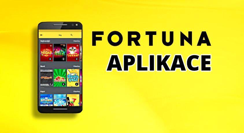 Fortuna aplikace