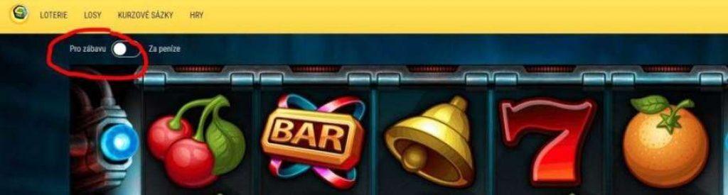 Sazka casino zdarma