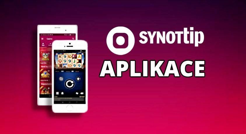 Synottip aplikace