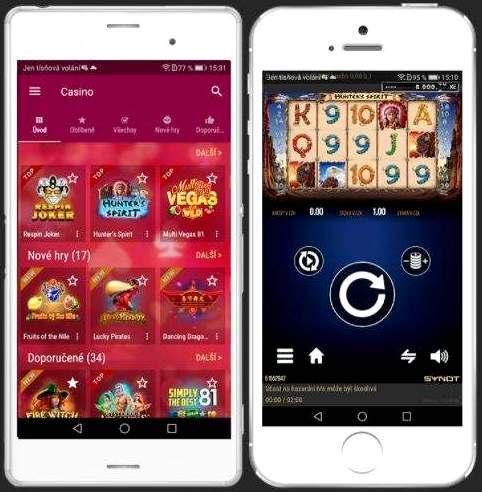 Synottip casino aplikace