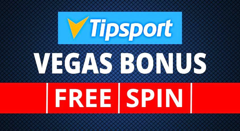 Tipsport vegas bonus free spin