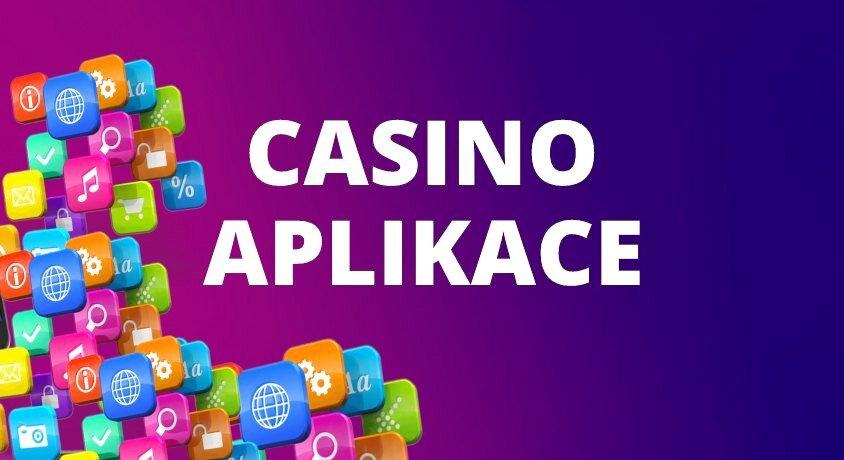 casino mobilní aplikace