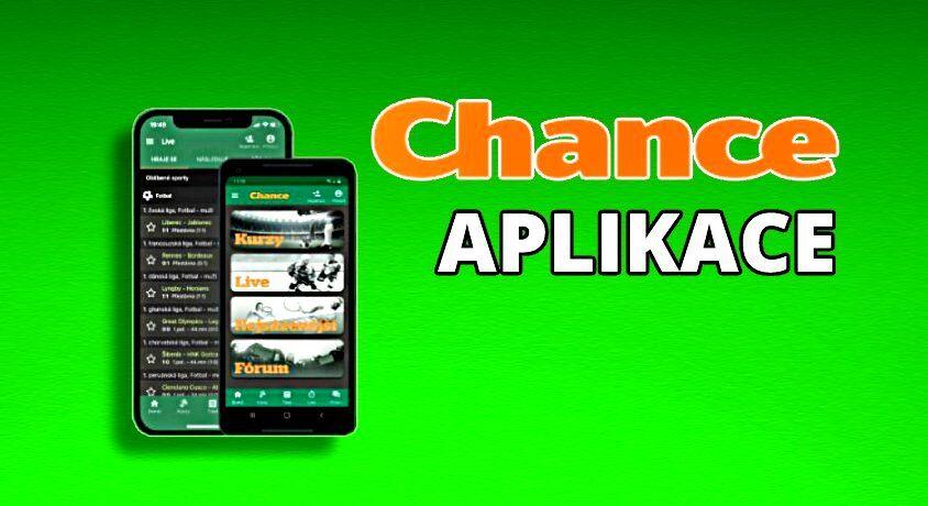 Chance aplikace