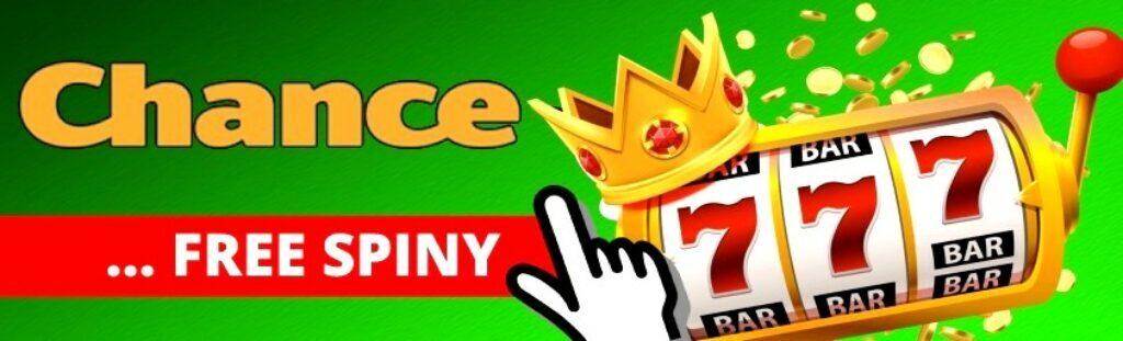 Chance free spiny bez vkladu