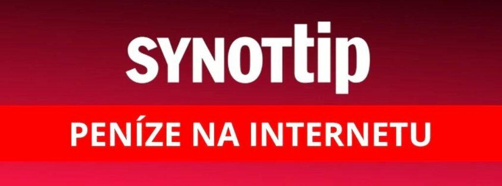 Synottip peníze na internetu