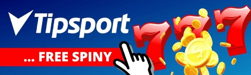 Tipsport free spiny bez vkladu