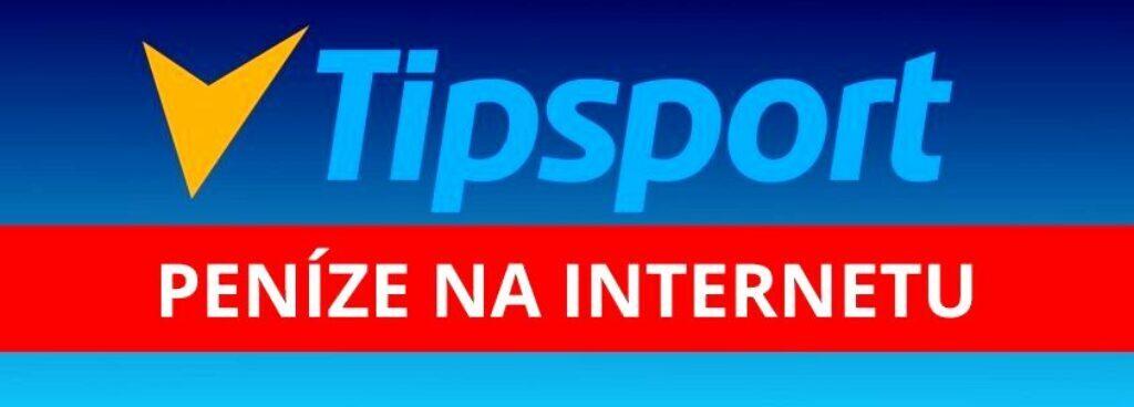 Tipsport peníze na internetu