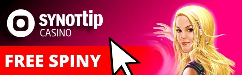 free spiny za registraci Synottip casino