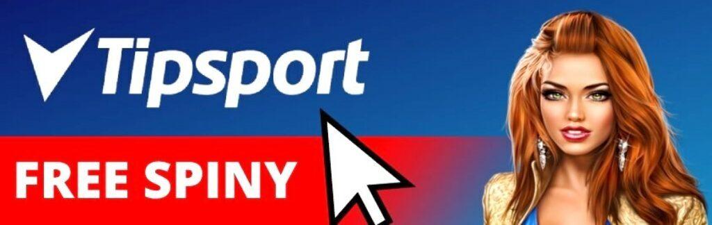 free spiny za registraci Tipsport casino