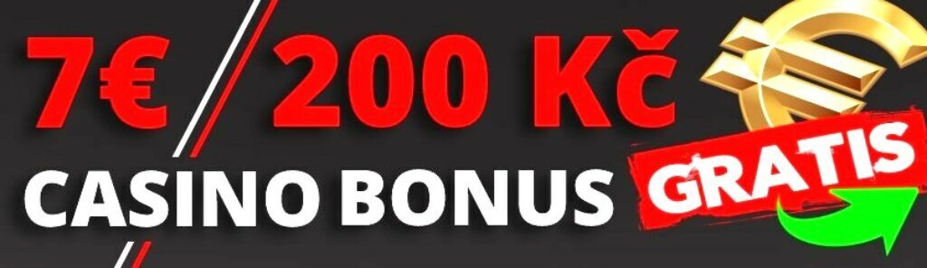 7€ bonus casino