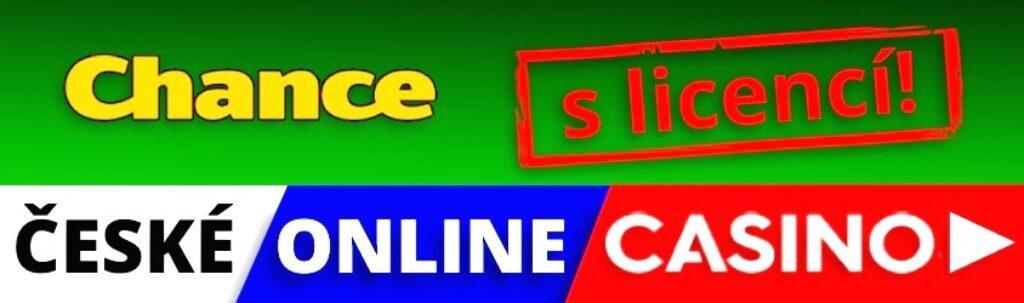 Chance české online casino