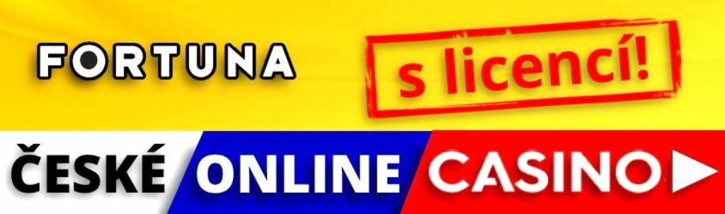 Fortuna české online casino