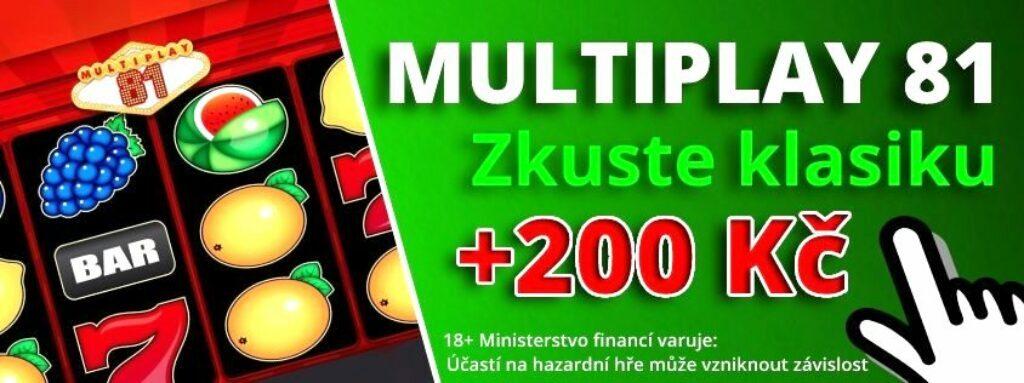 Multiplay 81 online casino automat zdarma