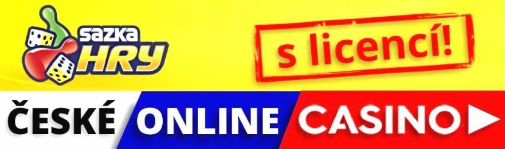 Sazka české online casino