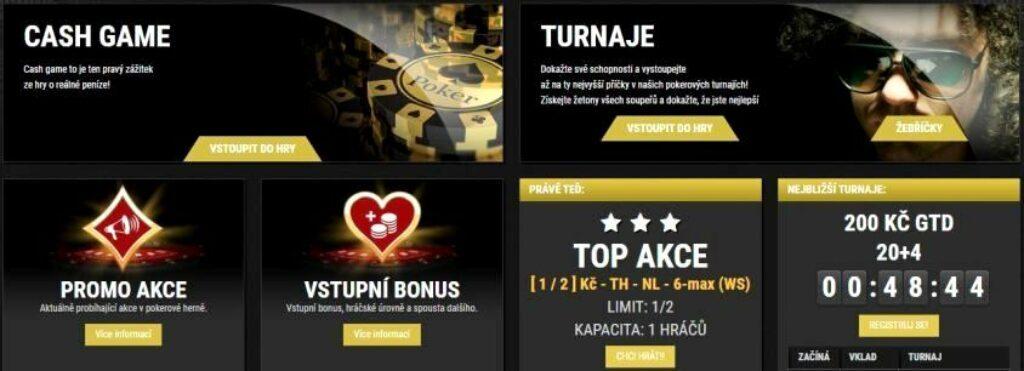 Synot tip poker online CZ