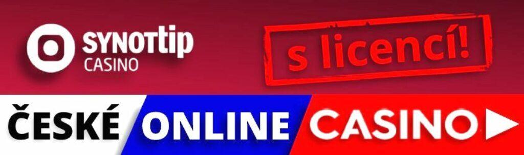 Synottip české online casino