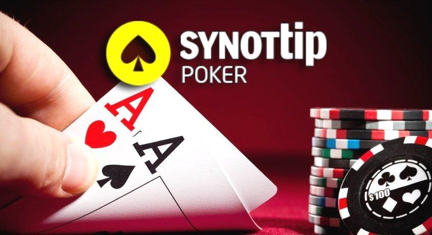 Synottip poker